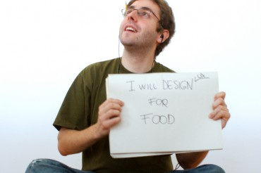 i will design ux for food