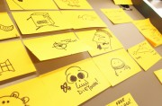 agile post-it