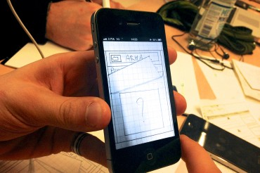 user experience mobile prototyping